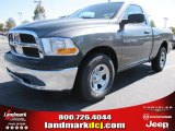 2012 Mineral Gray Metallic Dodge Ram 1500 ST Regular Cab #54815155
