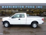 2011 Oxford White Ford F150 XLT SuperCab #54815333