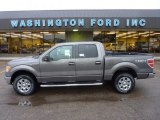 2011 Sterling Grey Metallic Ford F150 XLT SuperCrew 4x4 #54815329