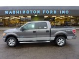 2011 Sterling Grey Metallic Ford F150 XLT SuperCrew 4x4 #54815324