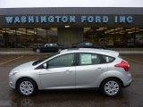 2012 Ingot Silver Metallic Ford Focus SE 5-Door #54815322