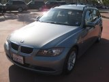 2008 Space Grey Metallic BMW 3 Series 328i Wagon #54815093