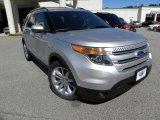 2011 Ingot Silver Metallic Ford Explorer Limited #54815289