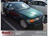 2001 Fern Green Metallic BMW 3 Series 330i Sedan #54815275