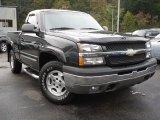 2003 Dark Gray Metallic Chevrolet Silverado 1500 LS Regular Cab 4x4 #54815055
