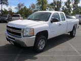 2011 Chevrolet Silverado 2500HD LS Extended Cab Data, Info and Specs
