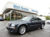 2008 Deep Water Blue Pearl Chrysler 300 Limited #54815222