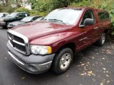 2002 Dodge Ram 1500 ST Regular Cab Front 3/4 View