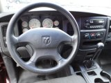 2002 Dodge Ram 1500 ST Regular Cab Steering Wheel