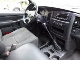 2002 Dodge Ram 1500 ST Regular Cab Dashboard