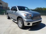 2011 Silver Sky Metallic Toyota Tundra Texas Edition Double Cab #54851140