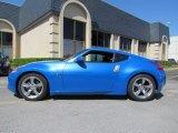 2009 Monterey Blue Nissan 370Z Coupe #54851408