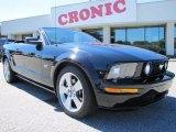 2006 Black Ford Mustang GT Premium Convertible #54851115