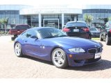 2007 Interlagos Blue Metallic BMW M Coupe #54851371