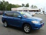 2008 Blue Streak Metallic Toyota Highlander 4WD #54851071