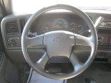 2006 Chevrolet Silverado 1500 LS Crew Cab 4x4 Steering Wheel