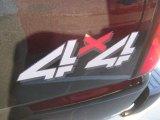 2006 Chevrolet Silverado 1500 LS Crew Cab 4x4 Marks and Logos