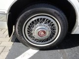 Cadillac SeVille 1988 Wheels and Tires