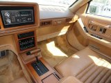 1988 Cadillac SeVille Interiors