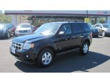 2009 Black Ford Escape XLT V6 #54851286
