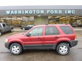 2003 Redfire Metallic Ford Escape XLT V6 4WD #54851265