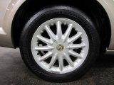 2002 Chrysler Sebring LX Sedan Wheel