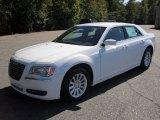 2012 Chrysler 300 Bright White