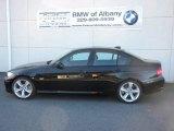 2010 Jet Black BMW 3 Series 335i Sedan #54851247