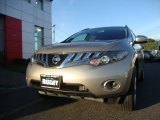 2009 Saharan Stone Metallic Nissan Murano S AWD #54851234