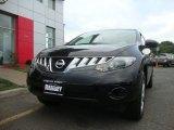 2010 Super Black Nissan Murano S AWD #54851233