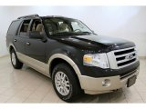 2010 Tuxedo Black Ford Expedition Eddie Bauer 4x4 #54851491