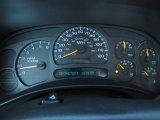2005 Chevrolet Silverado 1500 Regular Cab Gauges
