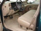 1998 GMC Sierra 1500 Interiors
