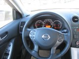 2012 Nissan Altima 2.5 SL Steering Wheel