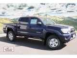 2012 Nautical Blue Metallic Toyota Tacoma V6 TRD Double Cab 4x4 #54850903