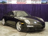 2005 Black Porsche 911 Carrera S Coupe #54851185