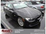 2008 Black Sapphire Metallic BMW 3 Series 328i Coupe #54851178