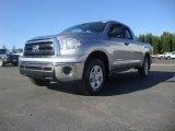 2010 Slate Gray Metallic Toyota Tundra Double Cab 4x4 #54851466