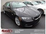 2011 Jet Black BMW 3 Series 335i Convertible #54851165