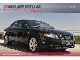 2008 Brilliant Black Audi A4 2.0T quattro S-Line Sedan #54913550