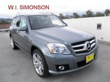 2012 Sapphire Grey Metallic Mercedes-Benz GLK 350 #54912951