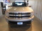2008 Silver Birch Metallic Chevrolet Silverado 1500 LTZ Extended Cab 4x4 #54913234