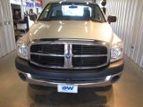 Bright Silver Metallic Dodge Ram 1500 in 2007