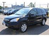 2008 Nighthawk Black Pearl Honda CR-V EX 4WD #54913474