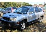 2003 Pewter Hyundai Santa Fe GLS #54913466