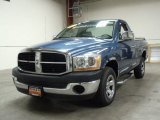 2006 Atlantic Blue Pearl Dodge Ram 1500 ST Regular Cab #54913452