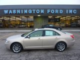2008 Dune Pearl Metallic Lincoln MKZ AWD Sedan #54913173