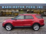 2011 Red Candy Metallic Ford Explorer Limited 4WD #54913163