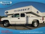 2004 Summit White Chevrolet Silverado 1500 LT Extended Cab 4x4 #54912872