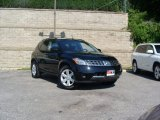 2007 Super Black Nissan Murano S AWD #54913399